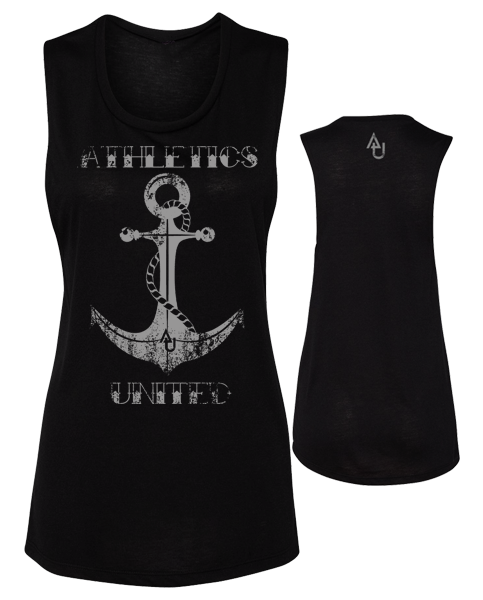 "Athletics United ""ANCHOR"" Muscle Tee"