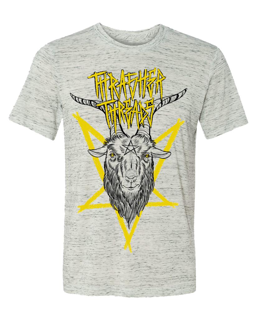 "Thrasher Threads ""BAPHOMET"" Tee 