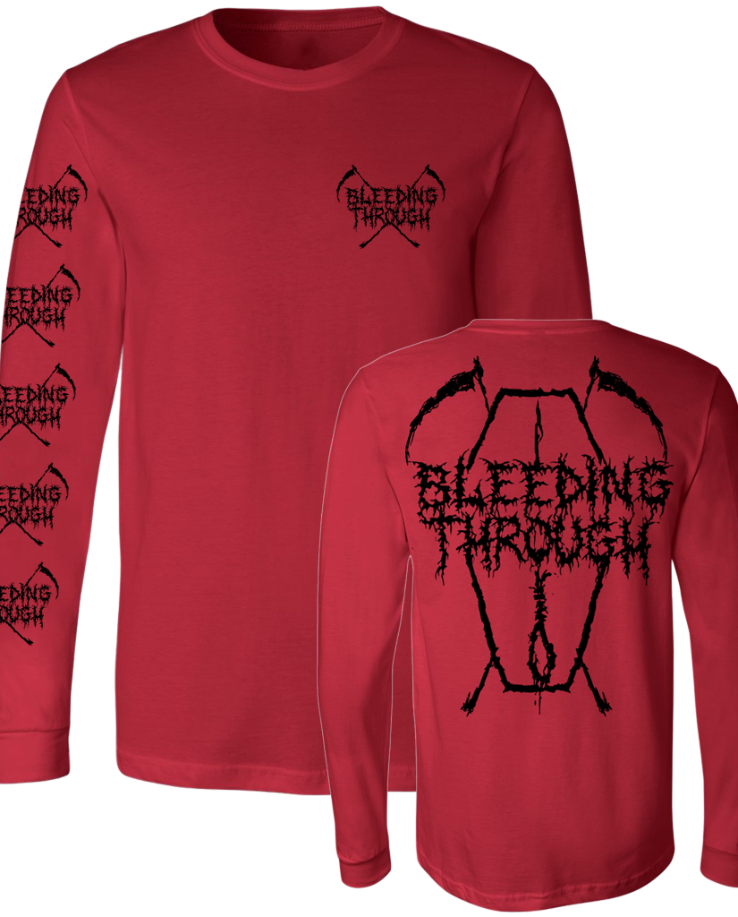 "BT ""COFFIN"" Long Sleeve"