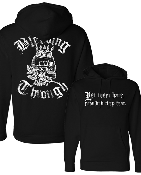 "BT ""LET THEM HATE"" Pullover Hoodie"