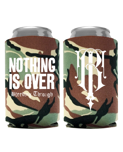 "BT ""NOTHING IS OVER"" Koozie"