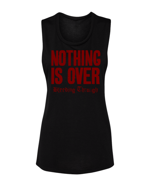 "BT ""NOTHING IS OVER"" Muscle Tee"