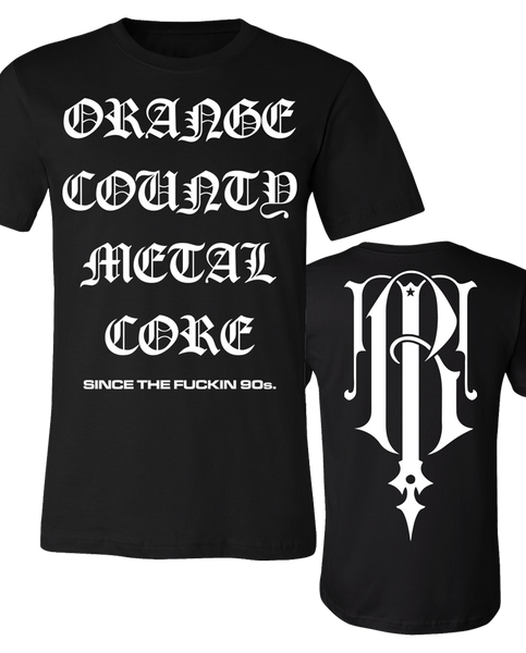 "BT ""OC METALCORE"" Tee"