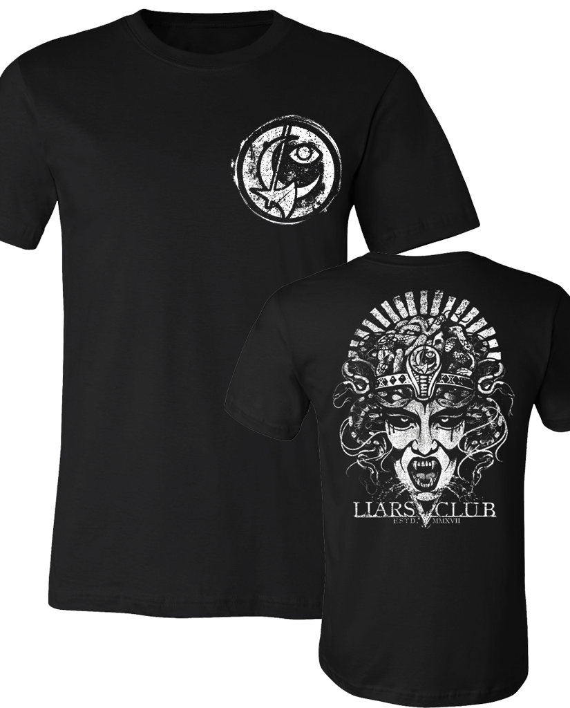 "Liars Club ""MEDUSA"" Tee"
