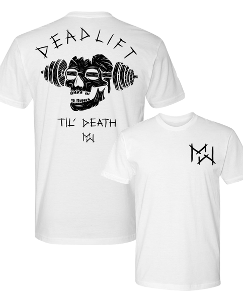 """MW DEADLIFT"" Tee"