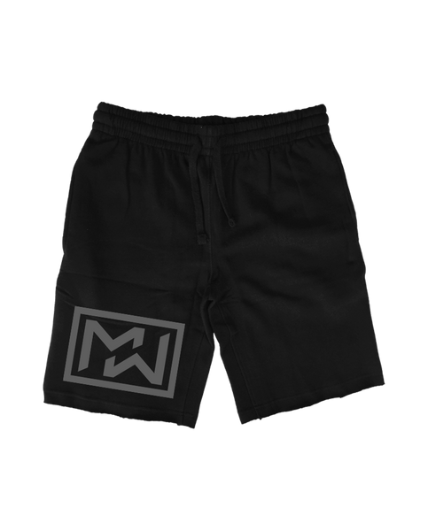 "MW ""FALL 16 LOGO"" Sweat Shorts"