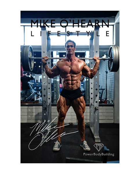 "*LIMITED EDITION*  |  OHEARN ""LIFESTYLE"" Poster"