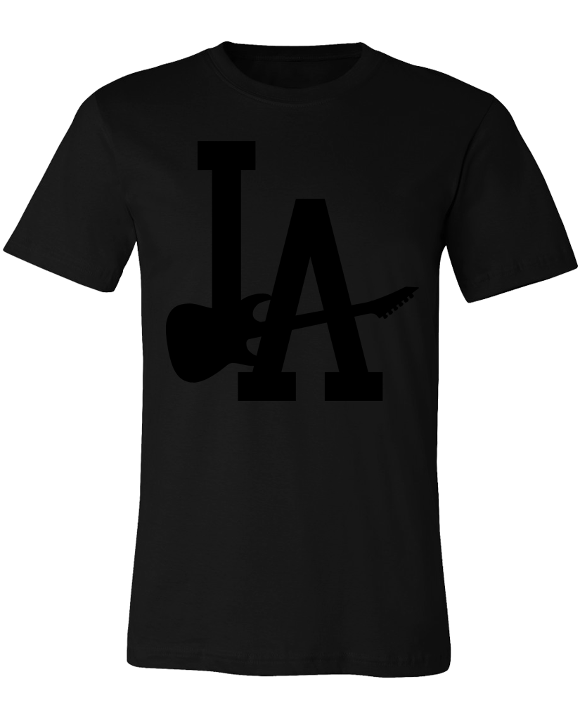 "Thrasher Threads ""LA GUITAR"" Tee 