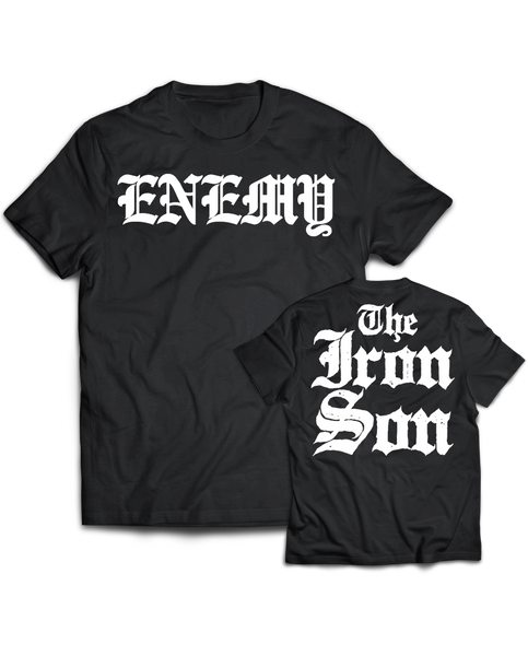 "THE IRON SON ""ENEMY"" Tee"