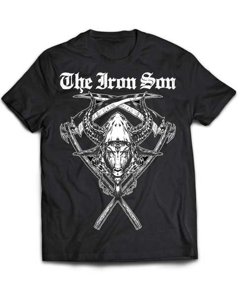 "THE IRON SON ""GOAT REAPER"" Tee"