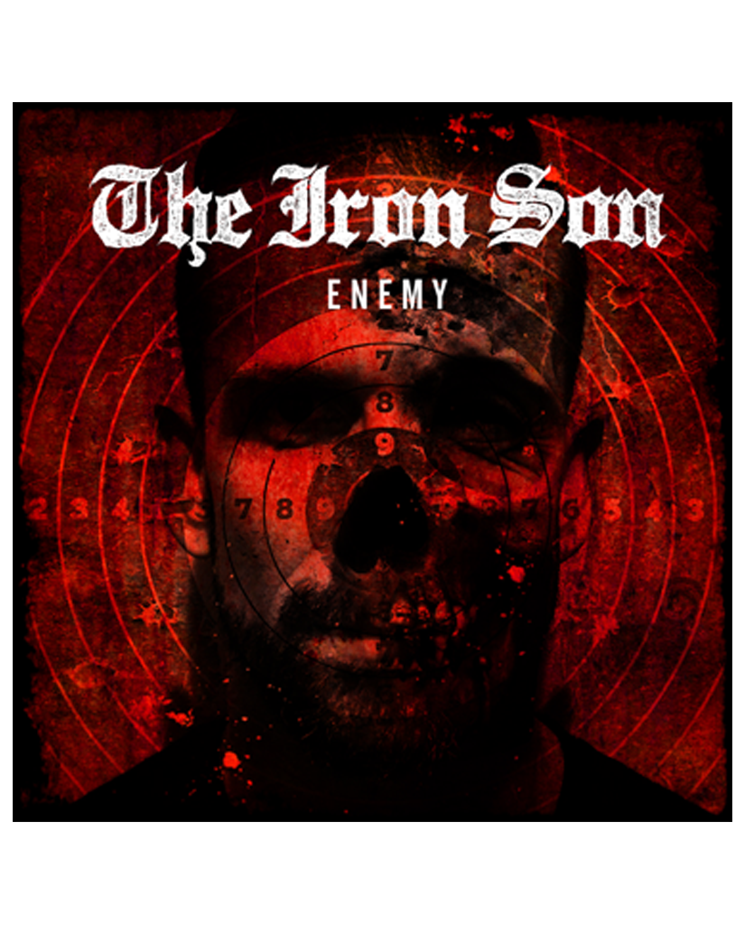 "THE IRON SON ""ENEMY"" CD"