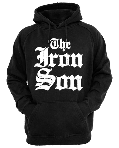"""THE IRON SON"" Pullover Hoodie"