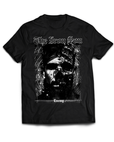 "THE IRON SON ""ALBUM COVER"" Tee"