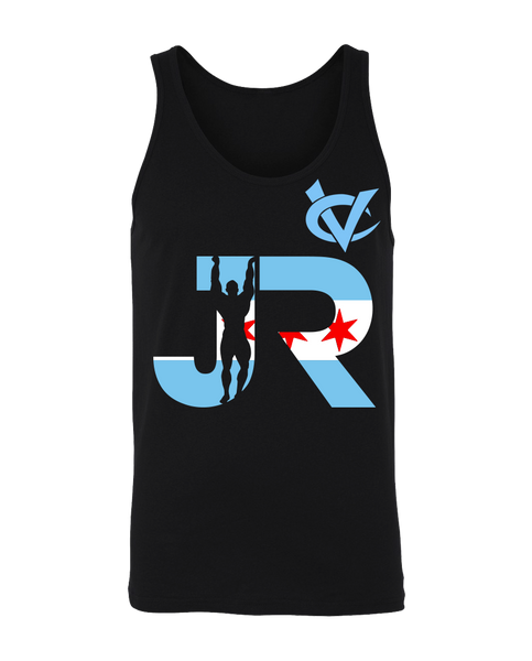 "VC ""JR ICON LOGO"" Flag Tank"