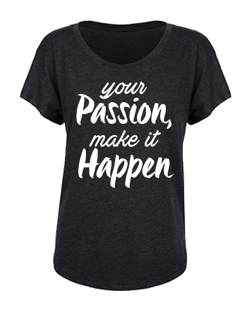 "HBF ""YOUR PASSION"" Dolman"