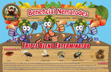 Live Beneficial Nematodes HB+SC+SF- Kills over 200 Different Species