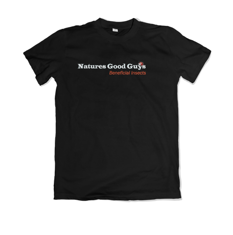 NGG Word Logo Black Tshirt - Womens