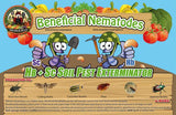Beneficial Nematodes HB & SC - Label