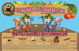 Live Beneficial Nematodes HB & SF