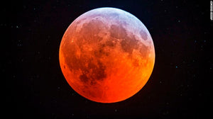 What a Powerful Lunar Eclipse and Full Moon!