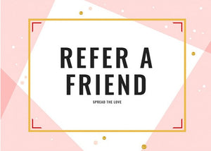 Rei of Light Jewelry Referral Program