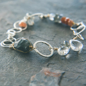 Positive Energy Bracelet: In Transition - Rei of Light Jewelry Designs