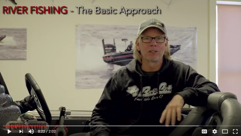 River Fishing Basics