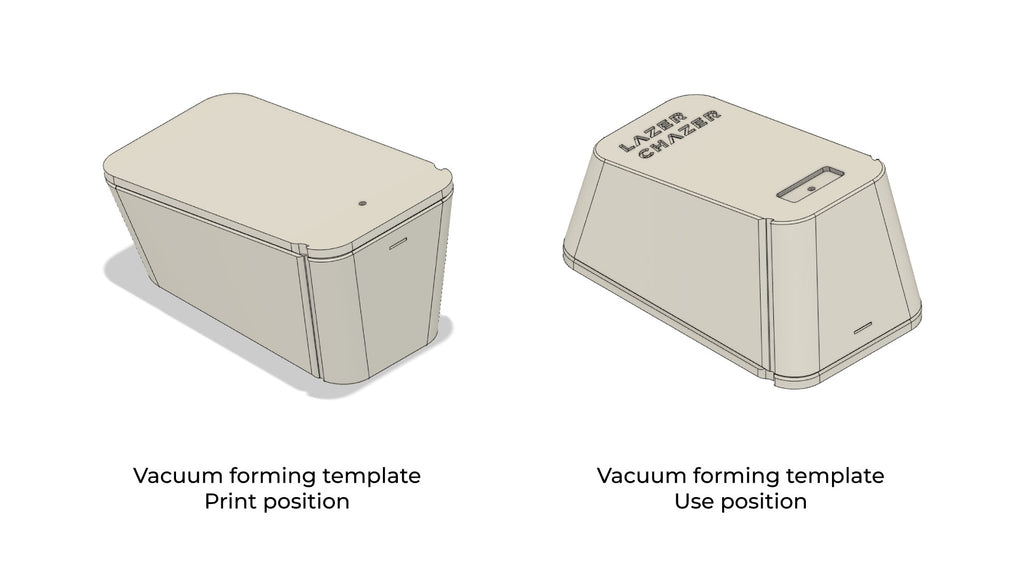 How to Design with the Mayku FormBox and a 3D Printer