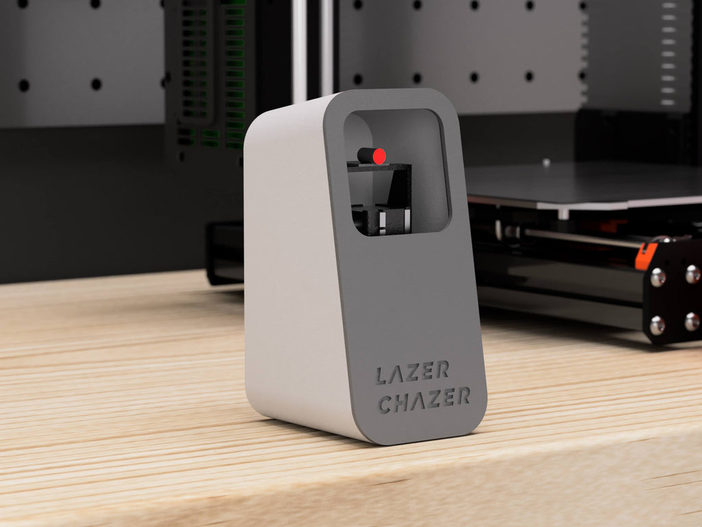 How to Make 3D Printed Lazer Chazer with the FormBox