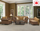 5454 3pc Canadian Sofa Set - The Fine Furniture