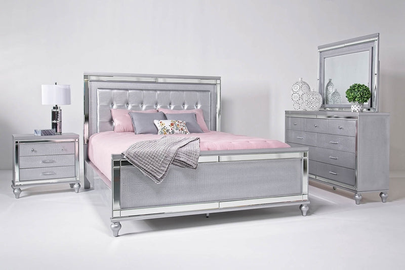 Versace 6pc Bedroom Set - The Fine Furniture