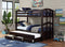 Aranza Bunk Bed - Twin/Twin - Espresso - The Fine Furniture