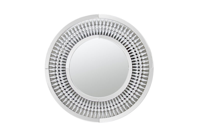 Perry Accent Mirror - The Fine Furniture