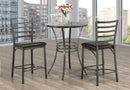 Alex 3pc Pub Set - The Fine Furniture