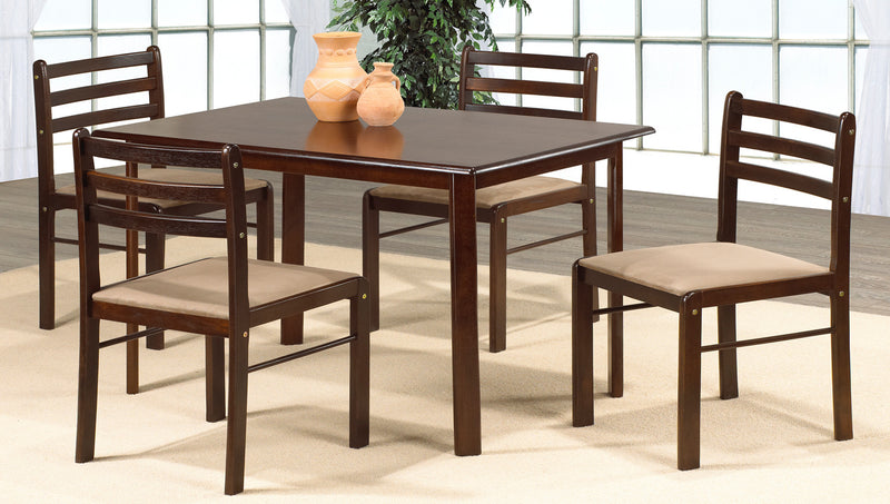 Neo 5pc Dinette Set - The Fine Furniture