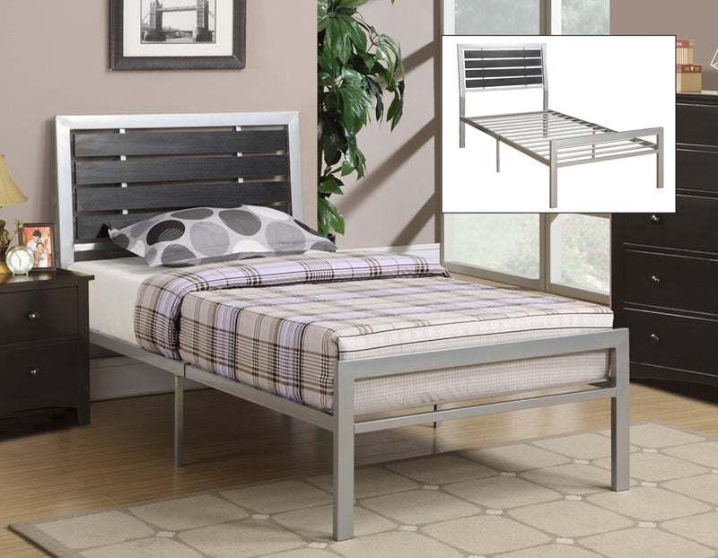 Sam Bed Frame - The Fine Furniture