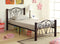 Kylen Bed Frame - Cherry - Single/Double/Queen - The Fine Furniture
