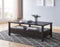 Amaris Coffee Table - Espresso - The Fine Furniture