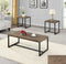 Sky 3pc Coffee Table Set - The Fine Furniture
