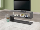 Karson TV Stand - Grey - The Fine Furniture