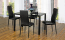 Mathew 5pc Kitchen Set - The Fine Furniture