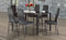 Trey 7pc Dining Sets - The Fine Furniture