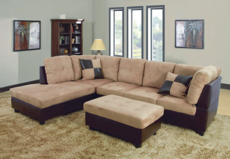 1003 Sectional Sofa Set - The Fine Furniture