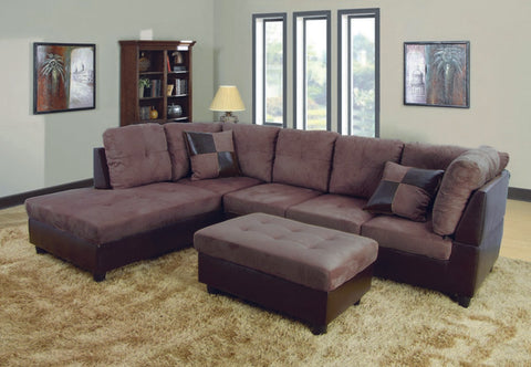 1004 Sectional Sofa Set