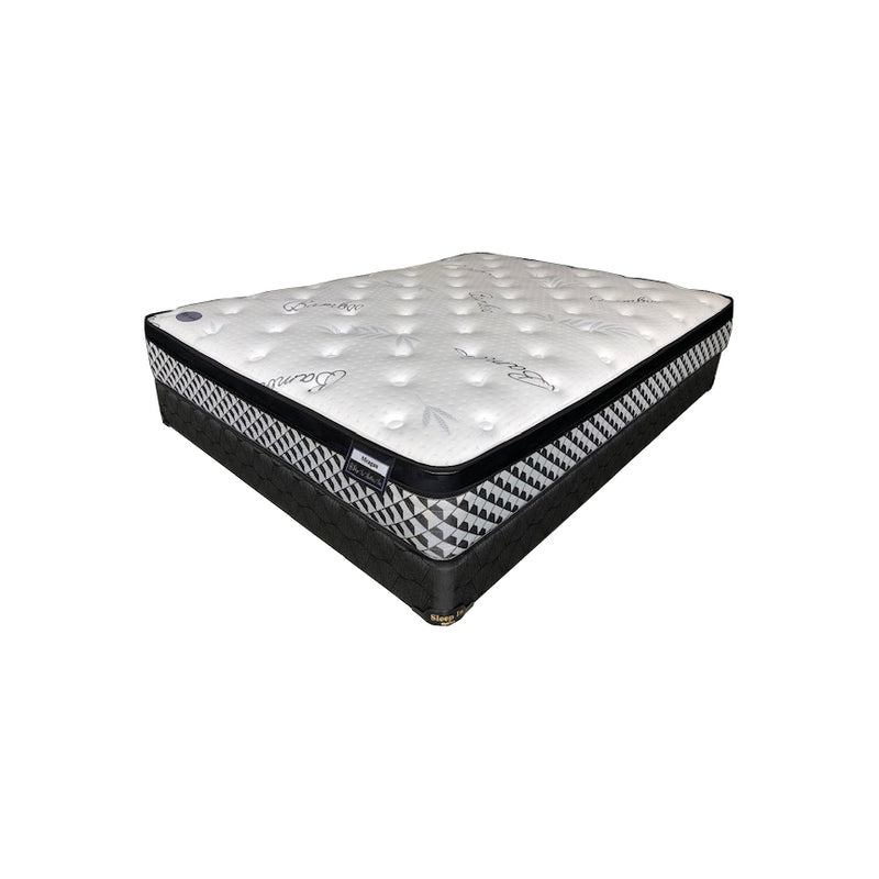 Meagan Euro Top Mattress - The Fine Furniture