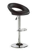 Dominick Bar Stool - Black (Set of 2) - The Fine Furniture