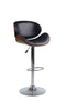 Grady Bar Stool Black (Set of 2) - The Fine Furniture