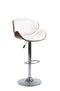 Grady Bar Stool White (Set of 2) - The Fine Furniture