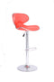 Gregory Bar Stool - Red (Set of 2) - The Fine Furniture