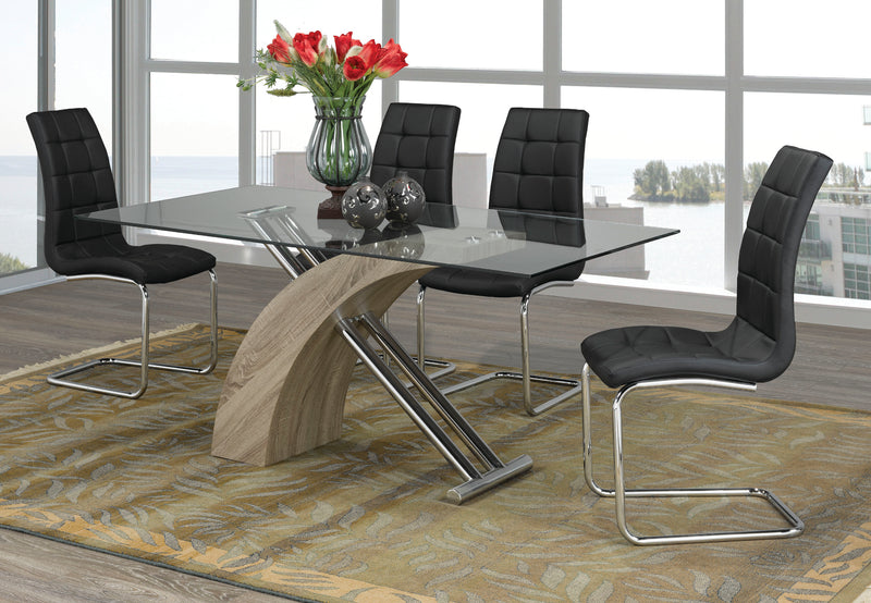 Riley 7pc Dining Set - The Fine Furniture